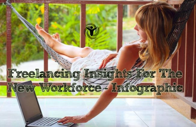 Freelancing Insights Workforce Infographic