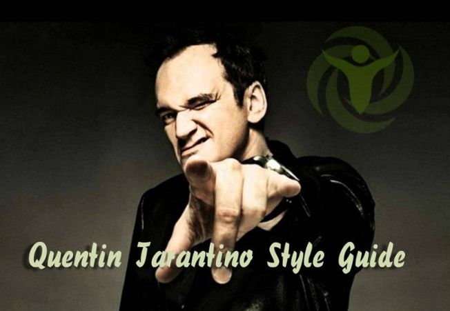 Quentin Tarantino Style Guide Infographic