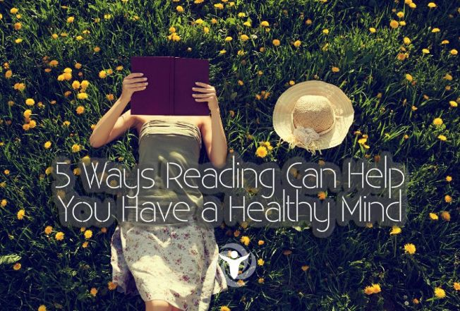 ways reading help healthy mind
